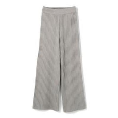 LHP(エルエイチピー)HANES/ヘインズ/Rib Wide Pants/リブワイドパンツ【お取り寄せ商品】