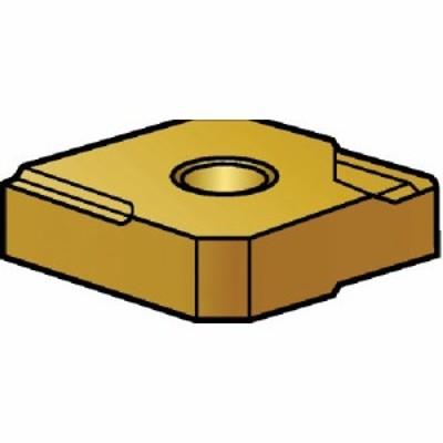 サンドビック T-Max P 旋削用ネガ・チップ 1525 COAT (10個) 品番:DNMG 15 04 04R-K 1525