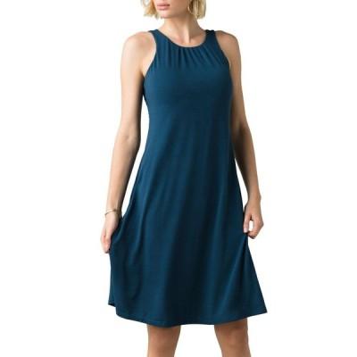 プラーナ prAna レディース ワンピース ワンピース・ドレス Skypath Dress Atlantic