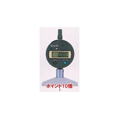 【ポイント10倍】 テクロック (TECLOCK) 普及型デジタルデプスゲージ DMD-2110S2