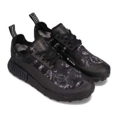 アディダス adidas スニーカー NMD_R1 TR GTX (CORE BLACK/CORE BLACK/CORE BLACK) 21SS-I