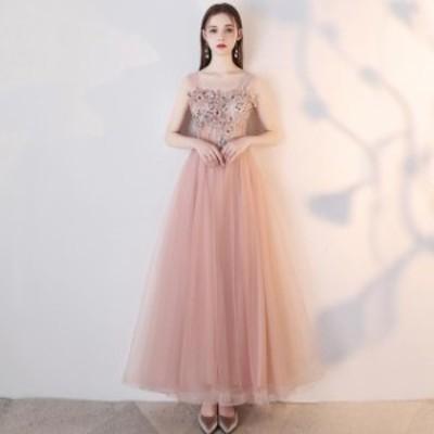 結婚式ワンピース お嫁さん 二次会 ウェディングドレス 大人の魅力 花嫁 ドレス きれいめ 演奏会 卒業式 姫系ドレス 豪華な