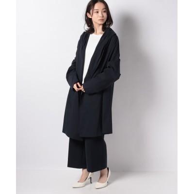 【マーコート】 drape C/D レディース NAVY f MARcourt