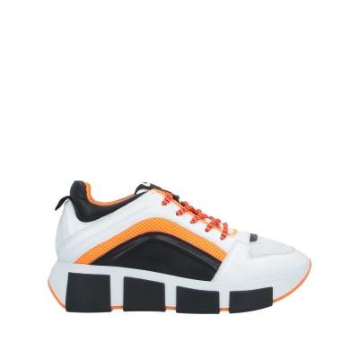 VIC MATIĒ スニーカー&テニスシューズ(ローカット) オレンジ 35 革 / 紡績繊維 スニーカー&テニスシューズ(ローカット)