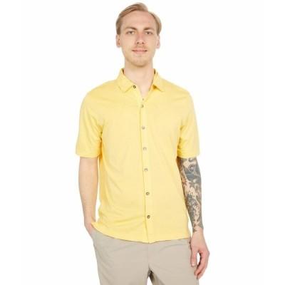 モッドドック シャツ トップス メンズ Dana Point Short Sleeve Button Front Shirt Sunrise