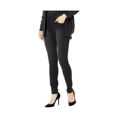 Liverpool ライブプール レディース 女性用 ファッション ジーンズ デニム Gia Glider/Revolutionary New Skinny Pull-On in Stretch Black Denim in Night J..