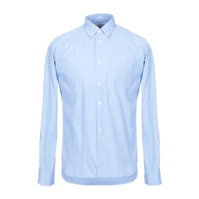 COMME des GARÇONS SHIRT シャツ パステルブルー XS コットン 100% シャツ
