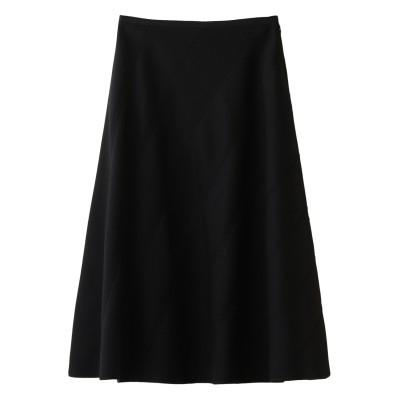 ADORE アドーア ステッチボンディングスカート レディース ブラック 38
