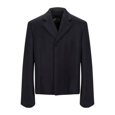 メゾン マルジェラ MAISON MARGIELA テーラードジャケット ダークブルー 46 ウール 100% テーラードジャケット