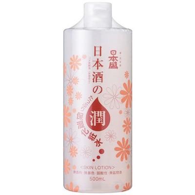 日本酒のうるおい化粧水 500ml 4904070062660 日本盛株式会社