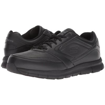 スケッチャーズ SKECHERS Work メンズ スニーカー シューズ・靴 Nampa Black