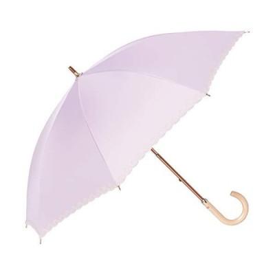 [ムーンバット] 長傘 MOONBAT(ムーンバット) DAKS(ダックス) 裾刺繍 日傘 ショート傘 パラソル 刺繍 ロゴ入り シン?