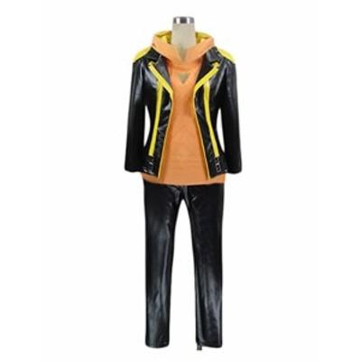 ポケモンGO   インスティンクト    スパーク   風   コスプレ衣装  ★完全オーダメイドも対応可能 * K4432