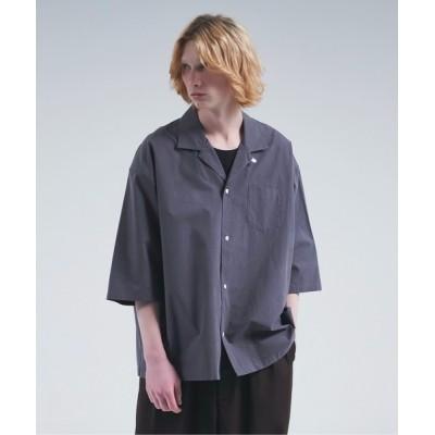 シャツ ブラウス DOOPZ  Color scheme box shirt カラースキームボックスシャツ