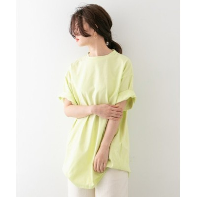 【ケービーエフ】 UR TECH BIGBIG T-SHIRTS レディース LIME one KBF