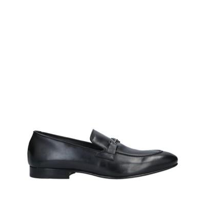 パウエルクス PAWELK'S メンズ ローファー シューズ・靴 loafers Black