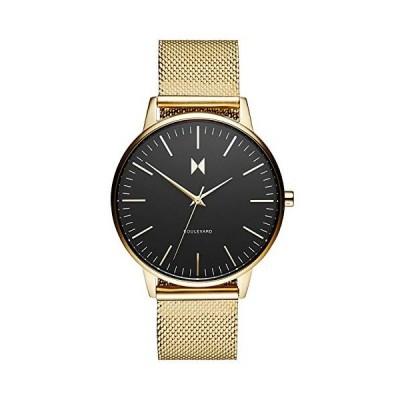 MVMT Boulevard Watches | 38 MM Women's Analog Watch | Hollywood 並行輸入品