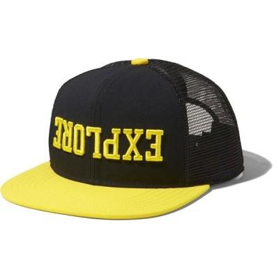 ノースフェイス(THE NORTH FACE) メッセージ メッシュ キャップ ユニセックス NN01921 TL Message Mesh Cap 帽子 ロゴ(nn01921-tl)