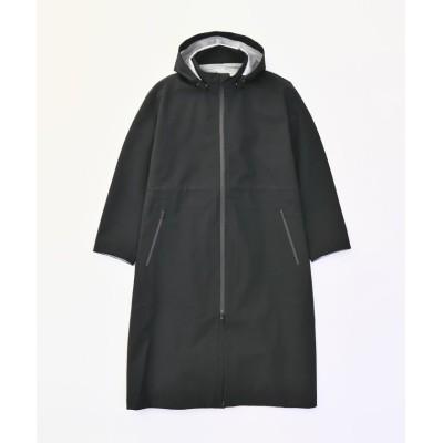 【デサント】 ゴアテックスウールコート / GORE-TEX WOOL COAT メンズ ブラック系 M DESCENTE