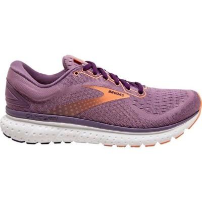 ブルックス Brooks レディース ランニング・ウォーキング シューズ・靴 Glycerin 18 Running Shoes Purple/Orange
