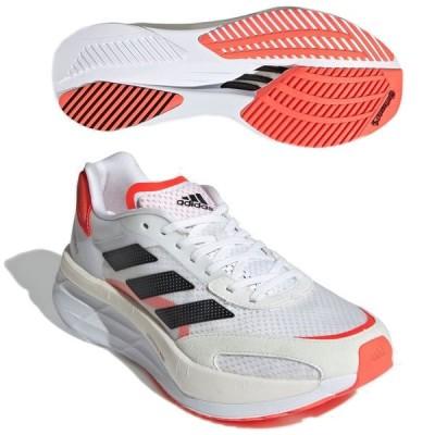 adidas(アディダス) FY4080 ランニングシューズ  レディース  アディゼロ ボストン 10 ADIZERO BOSTON 10 21Q3