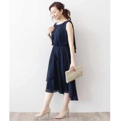ドレス 【結婚式 ワンピース/ドレス/二次会】ロングテールカットドレス