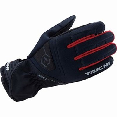 RSタイチ(アールエスタイチ) DRYMASTER-FIT レイングローブ BLACK/RED (WM) RST449