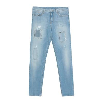 リュー ジョー LIU •JO ジーンズ ブルー 28W-30L コットン 96% / ポリウレタン 2% / エラストマルチエステル 2% ジーンズ