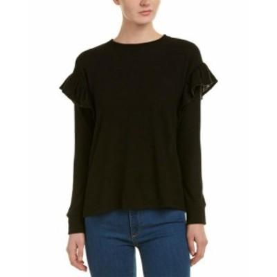 ファッション トップス Caleigh & Clover Cindi Pullover Xs Black
