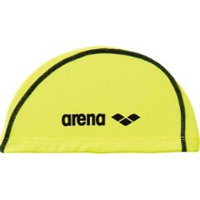 アリーナ ARENA 2ウェイシリコンキャップ [カラー:Fイエロー×ブラック] [サイズ:50~59cm] #ARN-6408-FYEL