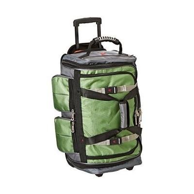 Athalon 22 Inch 15-Pocket Duffel, Grass Gray, One Size 並行輸入品