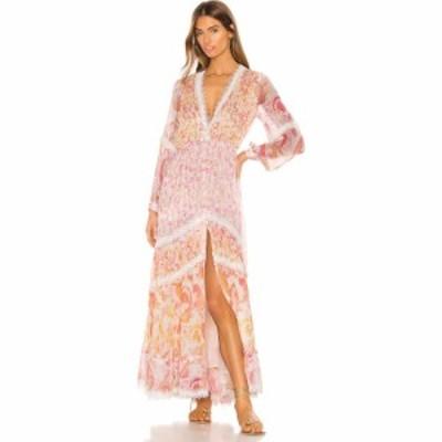 ロココ ROCOCO SAND レディース ワンピース ワンピース・ドレス Candy Dress Candy Pink