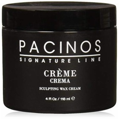 Pacinos Grooming Elegance Creme Sculpting Wax Cream 4oz by Pacinos [並行輸入品]