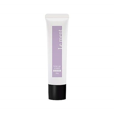 Le ment (ルメント) トーンアップクリーム ラベンダー 化粧下地 高保湿成分配合 10種の植