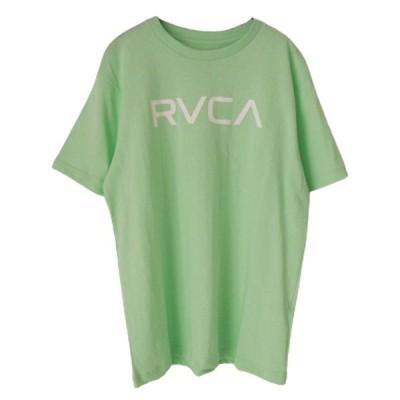 RVCA ルーカ BIG RVCA SS ビッグ ルーカ ロゴ Tシャツ BA041-204 半袖 定番 メンズ レディース 大きいサイズ サーフ 人気 ブランド プレゼント ギフト