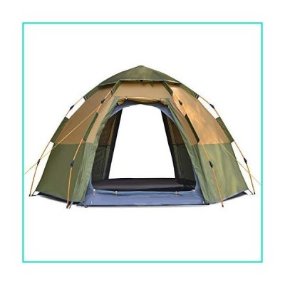 Kaliove Camping Tent,4 Person Tent,Ultralight Easy Set Up and Carry Family Tent Backpacking Tent for Camping Hiking Outdoor Festivals
