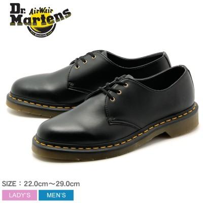 ドクターマーチン Dr.Martens シューズ ビーガン 3ホール 1461 VEGAN 3EYE BOOT 1461 14046001 メンズ レディース 靴 短靴 マーチン ブランド カジュアル