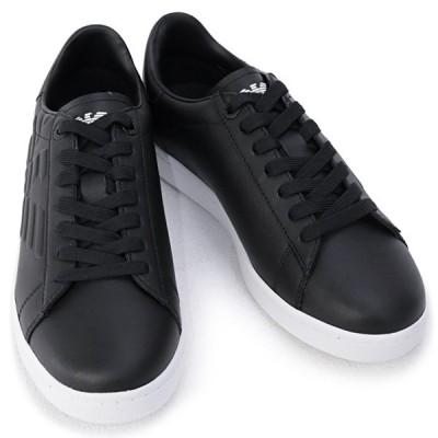 エンポリオアルマーニ イーエーセブン EMPORIO ARMANI EA7 靴 メンズ スニーカー ブラック (X8X001 XCC51 00002 BLACK) 2020年秋冬