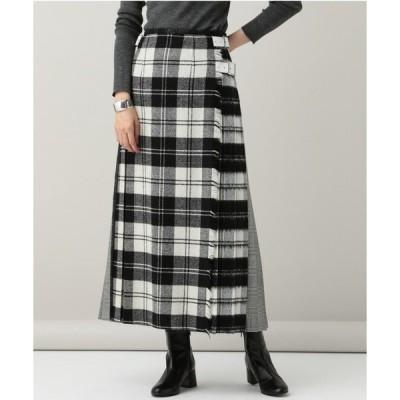 スカート Curensology(カレンソロジー)/【O'neil of Dublin】パッチワークキルトマキシスカート