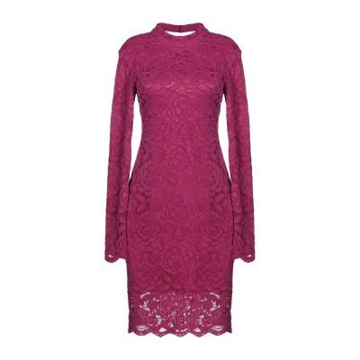 ゲス GUESS ミニワンピース&ドレス モーブ XS ナイロン 92% / ポリウレタン 8% ミニワンピース&ドレス