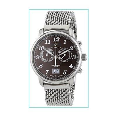 Zeppelin Watches - 7684M3 - Montre Homme - Quartz Analogique - Bracelet Acier Inoxydable【並行輸入品】