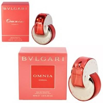 【香水 ブルガリ】BVLGARI オムニア コーラル EDT・SP 40ml 香水 フレグランス OMNIA CORAL
