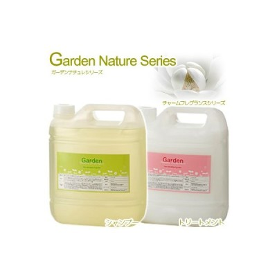 MJ Garden Nature ガーデンナチュレシャンプー4L