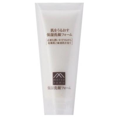 【クーポン利用で10%OFF】松山油脂 M mark 肌をうるおす保湿洗顔フォーム 100g