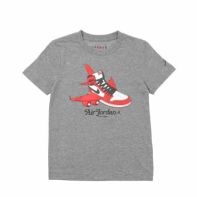 ジョーダン(JORDAN)キッズ AJ1 TAKEOFF 半袖 Tシャツ 858000-GEH(Jr)
