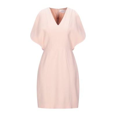 ジェニー GENNY ミニワンピース&ドレス ライトピンク 42 レーヨン 63% / アセテート 34% / ポリウレタン 3% ミニワンピース&