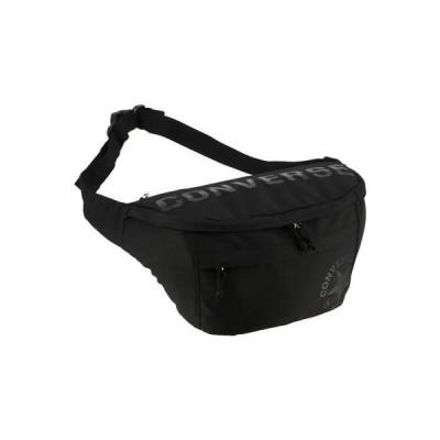 [コンバース] ウエストバッグ C2002082 ブラック/ブラック