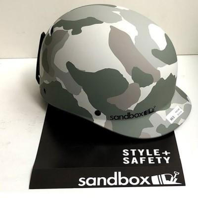 20-21 SANDBOX サンドボックス ヘルメット  【CLASSIC 2.0 SNOW ASIA FIT 】スノーボード アジアフィット   ship1【返品種別OUTLET】