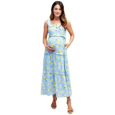 ノム レディース ワンピース トップス Emma Maternity Dress
