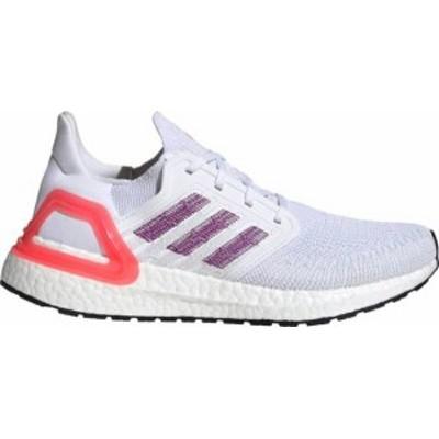 アディダス レディース スニーカー シューズ adidas Women's Ultraboost 20 Running Shoes Pink/Purple